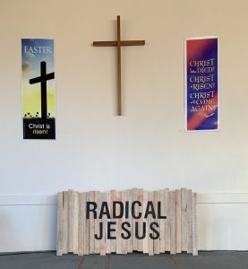 Radical Jesus – New Sermon Series – Pinhoe Road Baptist Church